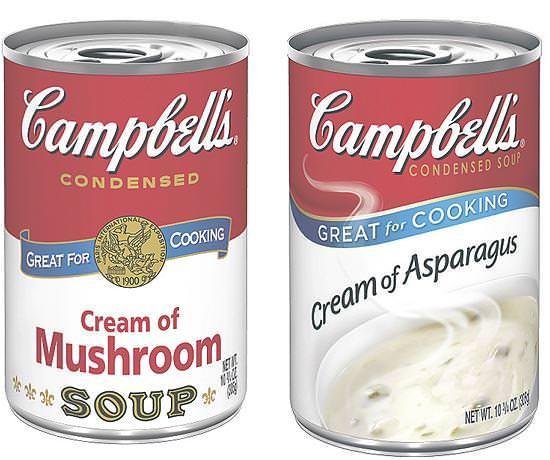 Lata da sopa imortalizada por Andy Warhol