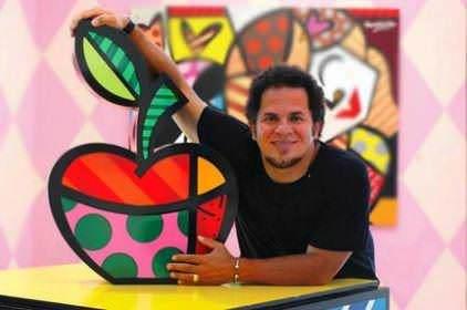 Romero Britto Obras Biografia E Vida