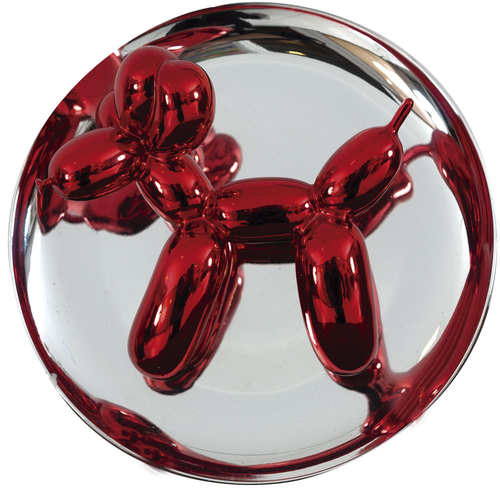 Jeff Koons - Ballon Dog