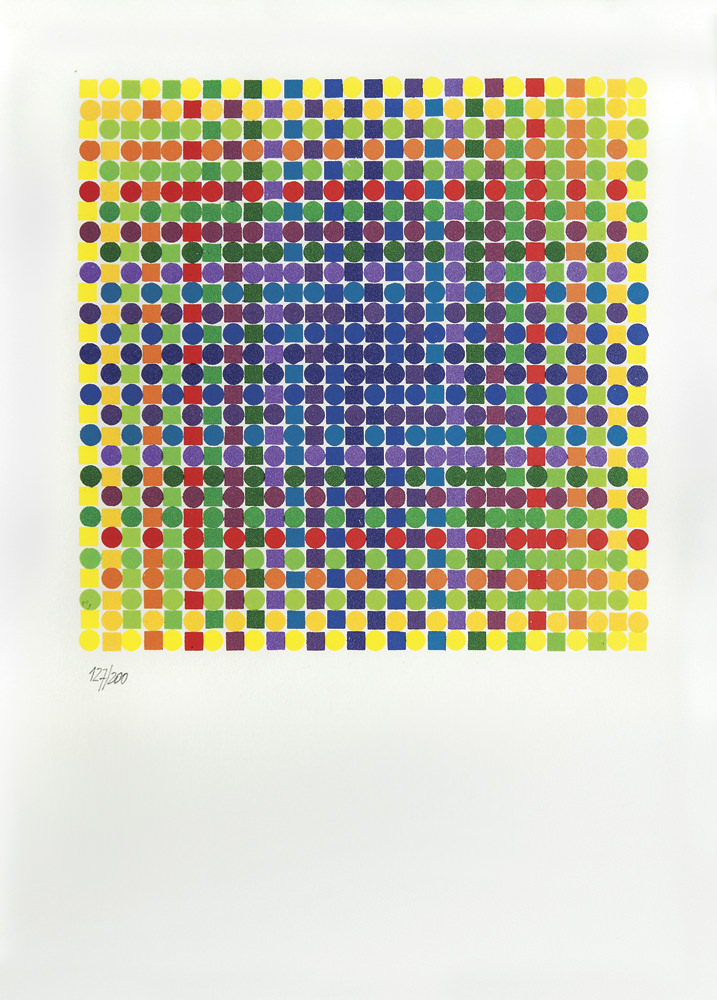 Julio Le Parc - Surface